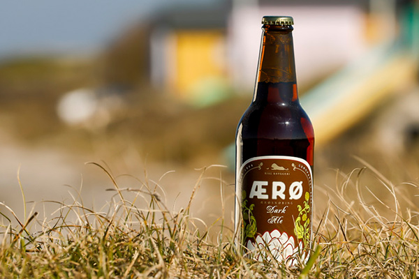 1 Kasse Ærø Dark Ale
